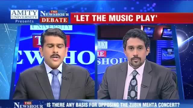 Debate: CM backs concert, separatists oppose - 1