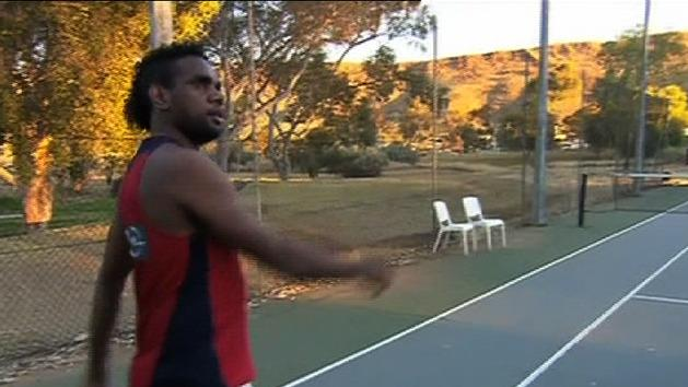 Jurrah arrested again in Alice Springs