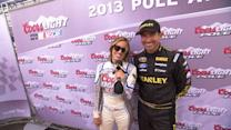 Out Front with Miss Coors Light: Cheez-it 355 at The Glen