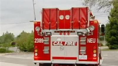 Wet Weather Could Mean Savings For Cal Fire