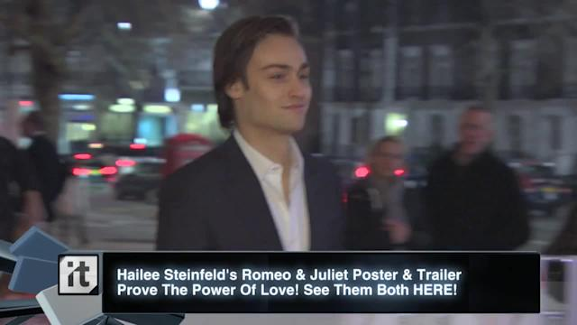 Celeb News Pop: Hailee Steinfeld's Romeo & Juliet Poster & Trailer Prove The Power Of Love! See Them Both HERE!
