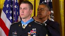 Sgt. Ryan Pitts receives Medal of Honor