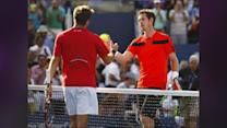 Murray Makes Unexpected Exit At US Open