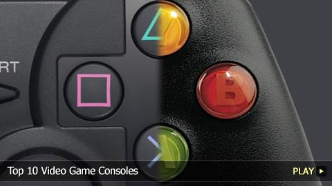 Top 10 Video Game Consoles