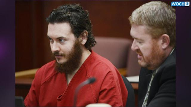 Colorado Shooter's Appeal Of Sanity Exam Is Secret, For Now