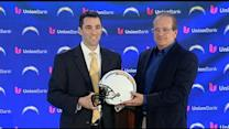 Raw Video: Chargers announce new general manager Tom Telesco