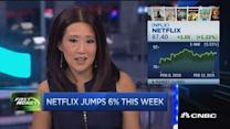Next leg higher for Netflix