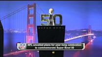 New Super Bowl 50 'On the Fifty' campaign unveiled