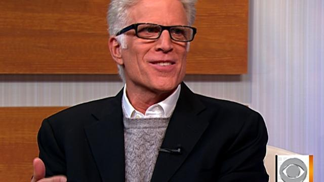 Ted Danson gets serious on