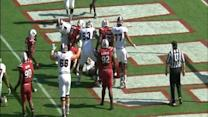 11/02/2013 Miss State vs South Carolina Football Highlights