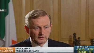 Ireland recovery has come at a 'cost': Taoiseach