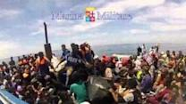 Thousands of Migrants Rescued in Mediterranean by Italian Navy
