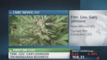 Blazing the pot industry trail