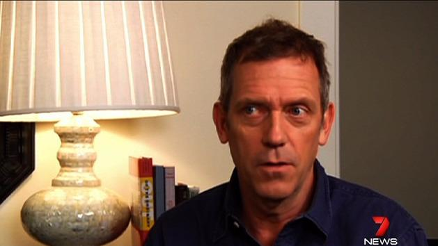 Hugh Laurie changing careers