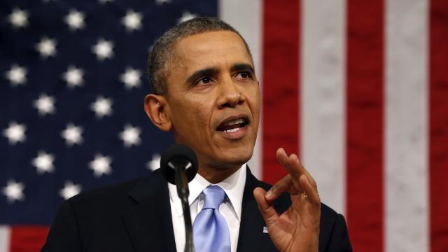Missed State of the Union? Watch It in 60 Seconds