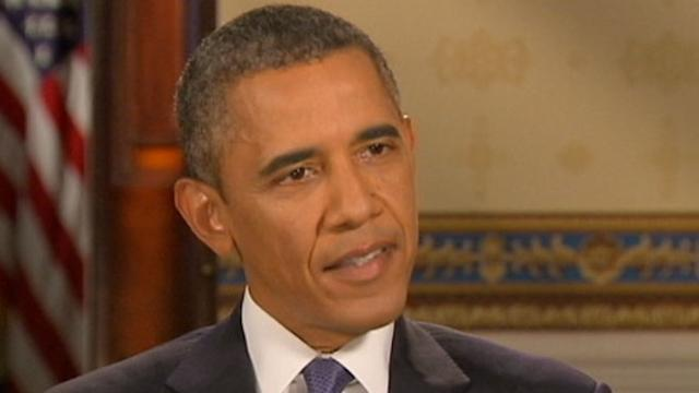 Obama to Address Americans on Syrian Strike
