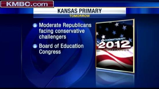 Intraparty battle divides Kansas Republicans