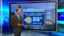 WBZ AccuWeather Midday Forecast For July 13
