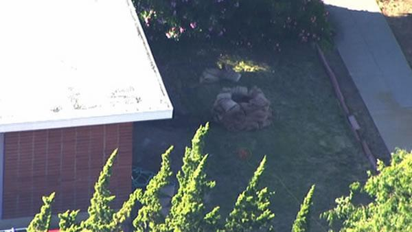 Grenade found in San Jose garage detonated safely