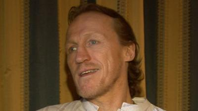 Jerome Flynn Puts Up His Dukes In 'Ripper Street'