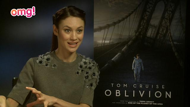 We find out more about new sci-fi movie Oblivion
