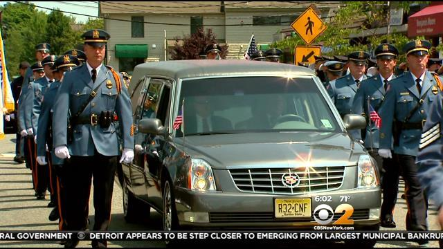 Hundreds Expected For Funeral Of Waldwick Police Officer Killed In Crash