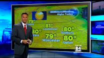 WBZ AccuWeather Morning Forecast For Aug. 20
