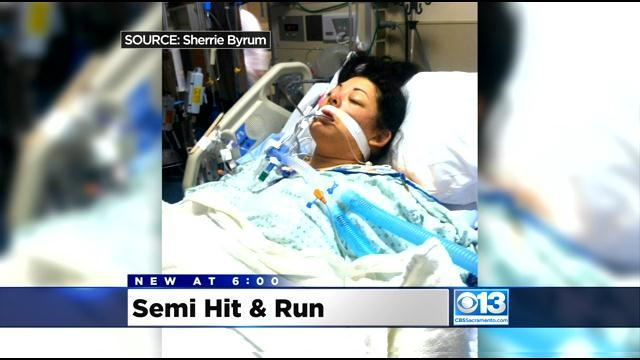 Family Pleads For Help Finding Suspected I-80 Hit-And-Run Driver
