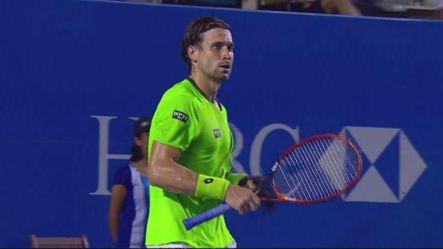 Ferrer and Murray through in Acapulco