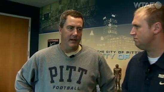 The Last Word with Coach Chryst: New Mexico