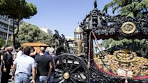 SEE: The 'Godfather' funeral angering Italy