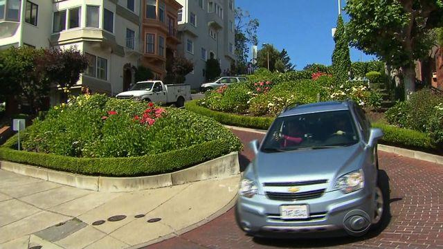 Iconic Lombard Street to face partial closure