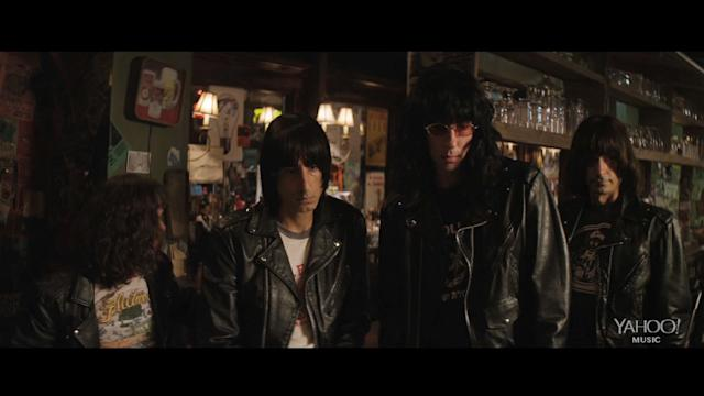 Yahoo Music Exclusive: CBGB--The Ramones