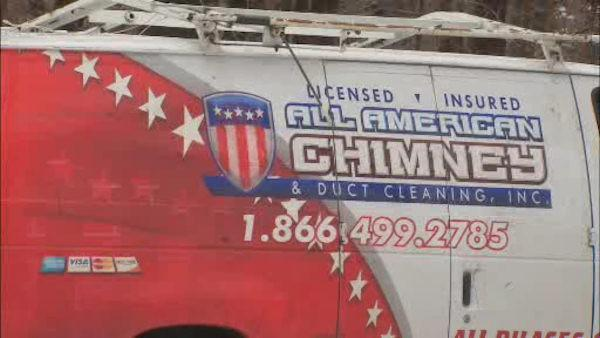 Homeowners claim unnecessary work by chimney company