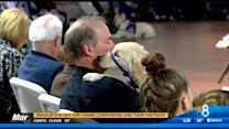 Graduation day for canine companions and their partners