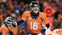 Will weather hurt Manning's performance in fantasy playoffs?