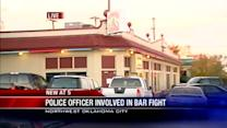 OKC officer faces discipline after bar fight