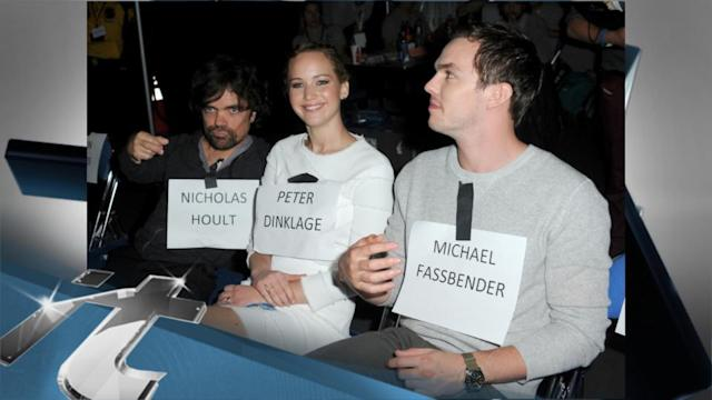 Celeb News Pop: Jennifer Lawrence Overwhelmed by 'The Dude' at Comic-Con