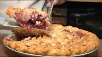 Try Delicious Cherry Pie At Pie Corps In Greenpoint