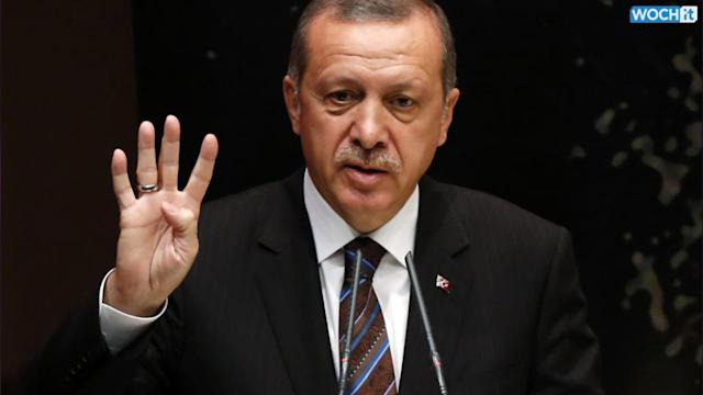 Turkey's Erdogan Urges His AK Party To Forge Ahead With New Constitution