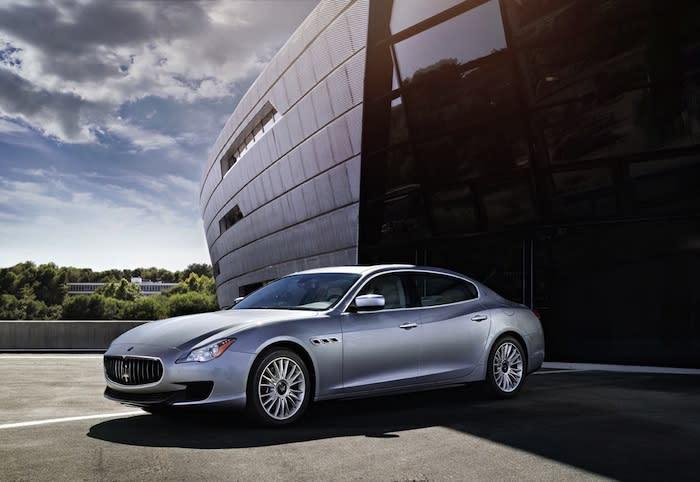 完美定義豪華旗艦 全新Maserati Quattroporte Diesel正式登場