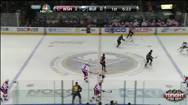 Washington Capitals at Buffalo Sabres - 01/28/2014