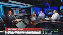 Pfizer CEO to CNBC: Tax reform would bring jobs back to U...