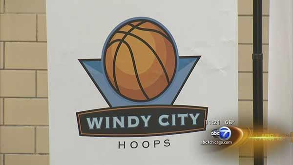 Free basketball clinics in Chicago