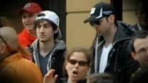 Mother of Boston suspects insists sons are innocent