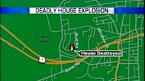 One person killed in Bath explosion