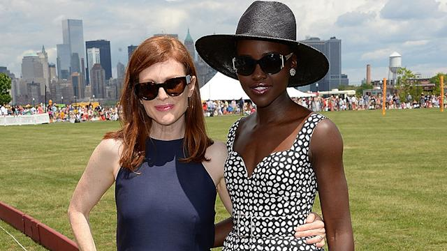 See Lupita Nyong'o's Picture-Perfect Daytime Style on POPSUGAR Live!