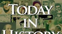 Today in History: April 25th