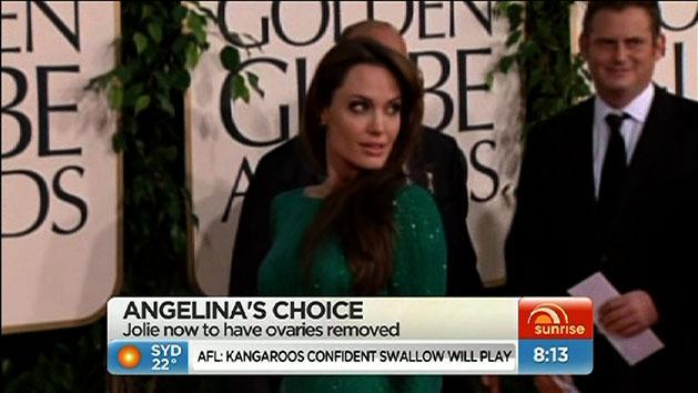 Angelina Jolie to have more surgery