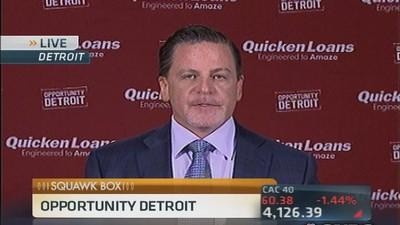 Finding opportunities in Detroit